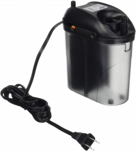 small canister filter Zoo Med Nano 10 External