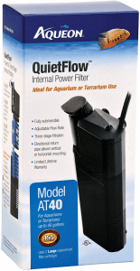 submersible fish tank filters aqueon quietflow internal power filter