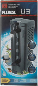 submersible fish tank filters fluval u3 underwater filter
