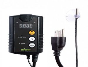 reptile thermostat multiple probes BN-LINK Digital Heat Mat Thermostat Controller