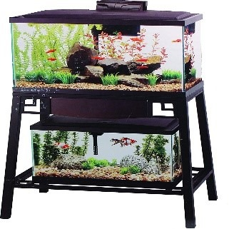 fish tank weight stand