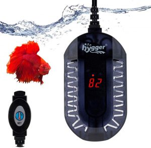 best turtle water heaters hygger 50w submersible digital display mini aquarium heater for turtle